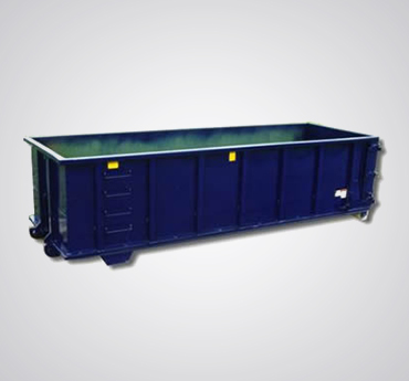 roll-off containers